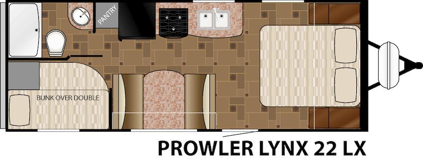22' Prowler Lynx